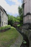 O canal Foto de Stock