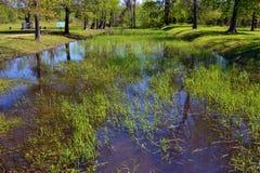 O canal de Grant Imagens de Stock Royalty Free