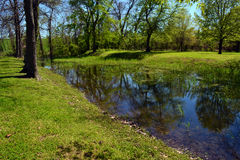O canal de Grant Foto de Stock Royalty Free