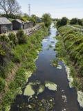 O canal newry Fotos de Stock Royalty Free