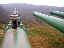 O canhão o mais grande. Foto de Stock