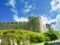 O canto do castelo Foto de Stock
