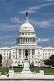 O Capitol Hill Imagem de Stock Royalty Free