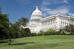 O Capitol Hill Fotografia de Stock Royalty Free