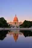 O Capitol Hill Fotos de Stock