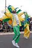 O carnaval anual em Cabo Verde 2011 Fotos de Stock