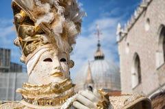 O carnaval de Veneza Foto de Stock