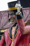 O carnaval 2016 de Viareggio Imagens de Stock