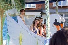 118o carnaval de Whitstable Imagen de archivo libre de regalías