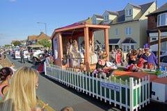 118o carnaval de Whitstable Fotos de archivo libres de regalías