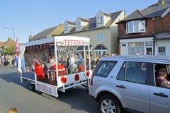 118o carnaval de Whitstable Fotos de archivo