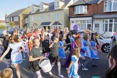 118o carnaval de Whitstable Fotografía de archivo