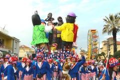 O carnaval mascara a parada fotos de stock royalty free