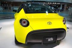 O carro do concapt, Toyota S-F imagens de stock