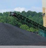 O carvão Tipple fotos de stock