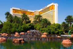 O casino da miragem em Las Vegas Fotos de Stock Royalty Free