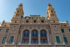 O casino de Monte - Carlo fotos de stock royalty free