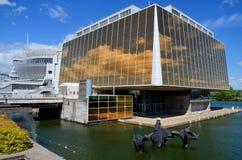 O casino de Montreal Fotos de Stock Royalty Free