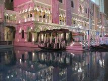 O casino Venetian da estância em Las Vegas Imagem de Stock