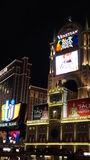O casino Venetian do hotel de recurso em Las Vegas Fotos de Stock