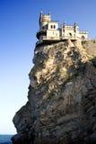 O castelo Fotografia de Stock