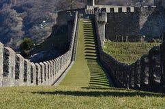 O castelo Fotos de Stock