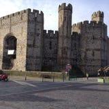 O castelo Fotos de Stock Royalty Free