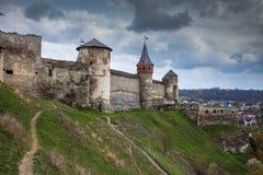 O castelo Imagem de Stock Royalty Free