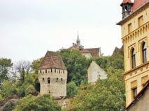 O castelo Fotografia de Stock Royalty Free