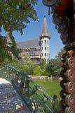 O castelo bulgária Foto de Stock