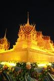 O castelo da cera Fotos de Stock Royalty Free