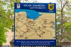 O castelo da ordem Teutonic em Malbork ? um castelo do s?culo XIII situado perto da cidade de Malbork, Pol?nia imagem de stock royalty free