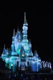 O castelo de Cinderella Fotos de Stock Royalty Free