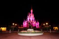 O castelo de Cinderella Foto de Stock Royalty Free