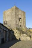 O castelo de Clitheroe mantém-se, Clitheroe Imagem de Stock Royalty Free