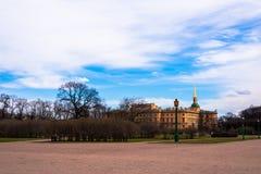 O castelo de St Michael Fotos de Stock Royalty Free