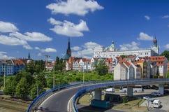 O Castelo de Szczecin - de Pomeranian dos duques Imagem de Stock Royalty Free