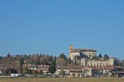O castelo de Villalta Imagem de Stock