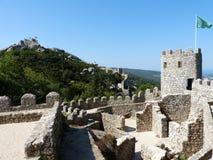 O castelo do amarra 3 Imagem de Stock