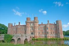 O castelo do conto de fadas Imagens de Stock