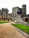 O castelo do windsor, Inglaterra Imagem de Stock