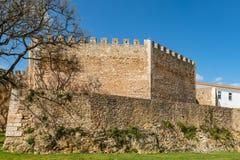 O castelo dos reguladores Foto de Stock