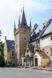 O castelo em Sobotka Foto de Stock