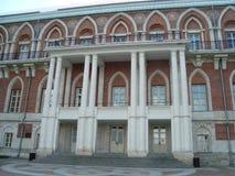 O castelo grande em Tsaritsyno Fotografia de Stock