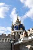 O castelo mágico fotos de stock royalty free