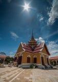 O castelo Nakornluang Foto de Stock