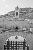 O castelo o Vale da Morte de Scotty, Califórnia Imagem de Stock