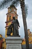 O Catedral em Orizaba Foto de Stock Royalty Free