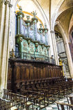O Cathedrale Sainte Sauveur em Aix-en-Provence, France Fotos de Stock