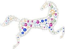O cavalo Foto de Stock